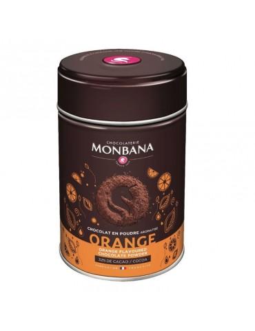 Monbana, chocolat/orange en...