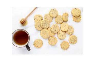 Recette : Cookies au thé Earl Grey et à l'Orange
